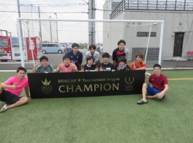 フットボールパーク大会結果更新しました!!