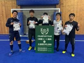 Futebol de salão 大会結果