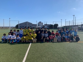 LUZeSOMBRA CHAMPIONS CUP U-10・U-12