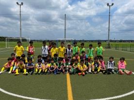 ブリンカールサッカースクール交流戦B3(小学3・4年生)